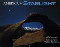 American by Starlight 2013 calendar