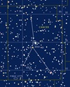 constellation cancer chart