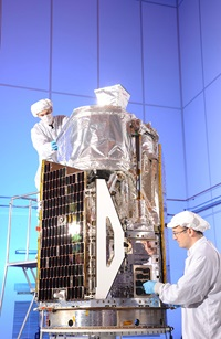 NuSTAR spacecraft