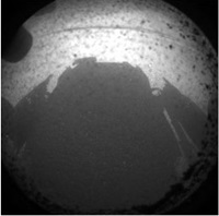 Curiosity-first-image