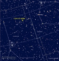 ISON-location