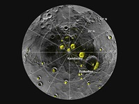 Mercury-north-polar-region