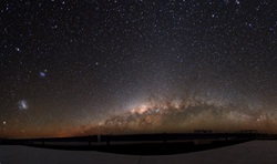 Magellanic-clouds