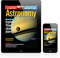 Astronomy Magazine - Interactive Star Charts, Planets