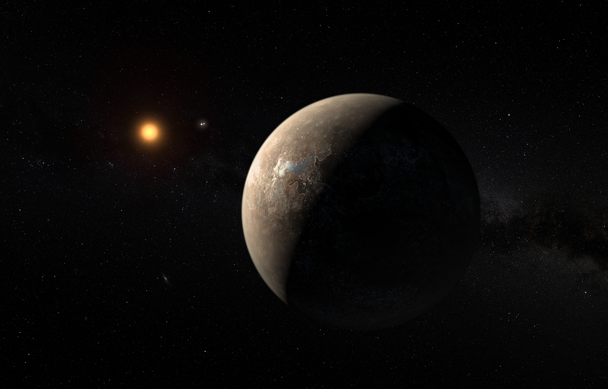 the exoplanet next door magazine eso