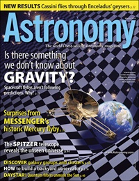 March 2009 Astronomy magazine