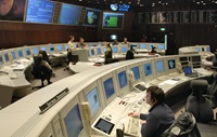 Venus Express flight-control team