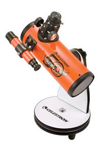 Celestron 50th anniversary FirstScope telescope