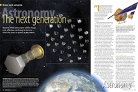 Astronomy magazine November 2009 issue preview video