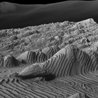 Mars' rock layers