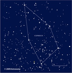 September 2009 WE Cepheus