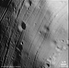Phobos surface