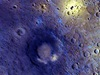 Messenger's third Mercury flyby