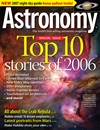 Astronomy January 2007 issue