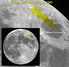 SMART-1 sees lunar calcium