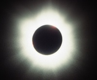 21 June 2001 Solar Eclipse