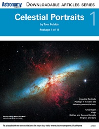 Celestial Portraits Package 1 downloadable PDF