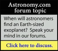 Exoplanet discussion