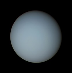 September 2009 Uranus