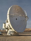 First North American 12-meter antenna